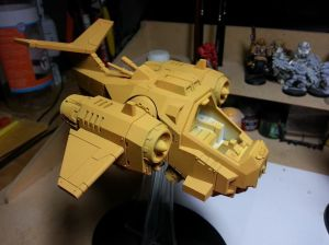 Space Marine Storm Talon 07