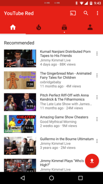 The Youtube Application On Android Supports Playback Of: Do You Also Hate The New Android YouTube App Layout