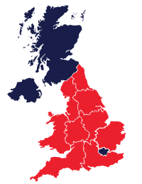 brexit results map only